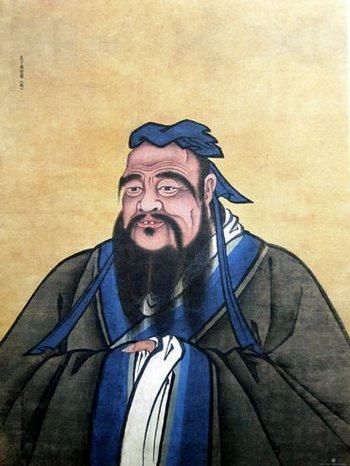 Конфуцій, культура стародавнього Китаю