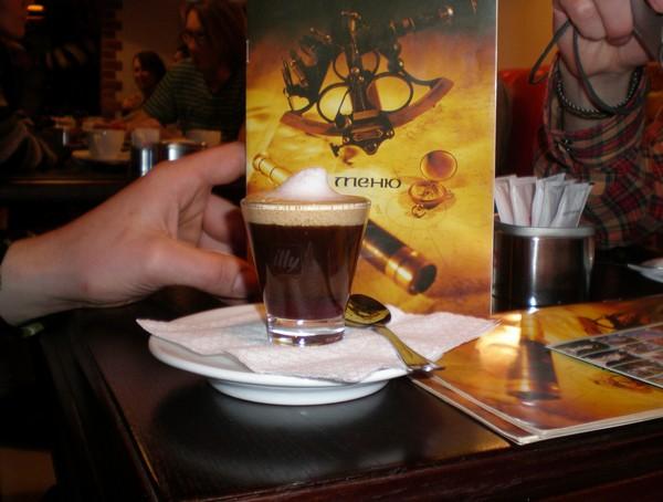 Львов — город с ароматом кофе