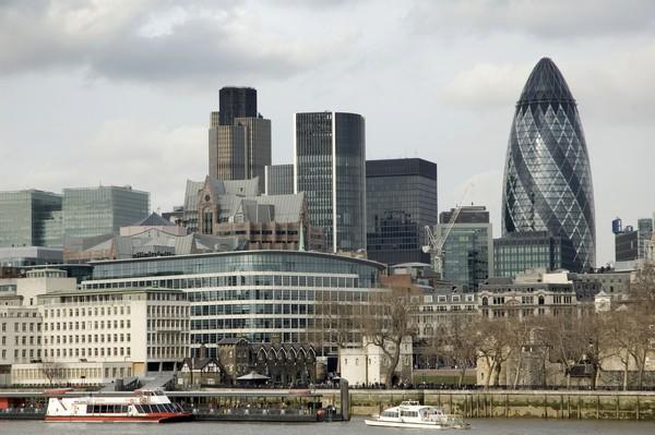 Самый красивый город в мире — ещё одна из финансовых столиц мира.
