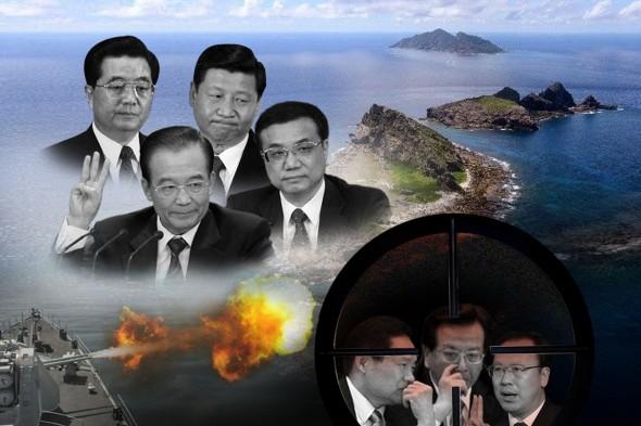 Ху Цзиньтао, Вэнь Цзябао, Си Цзиньпин против Цзян Цзэминя, Чжоу Юнкана, Бо Силая и др.