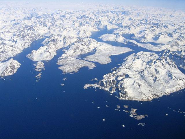 Найбільші острови світу: Гренландія. Фото: Фото: Stig Nygaard/Digitaljournal.com