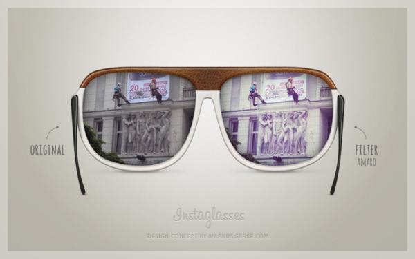 Новые технологии превратили солнцезащитные очки в фотоаппарат. Фото: 3dnews.ru.