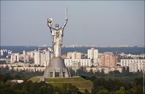 Исторические места Киева