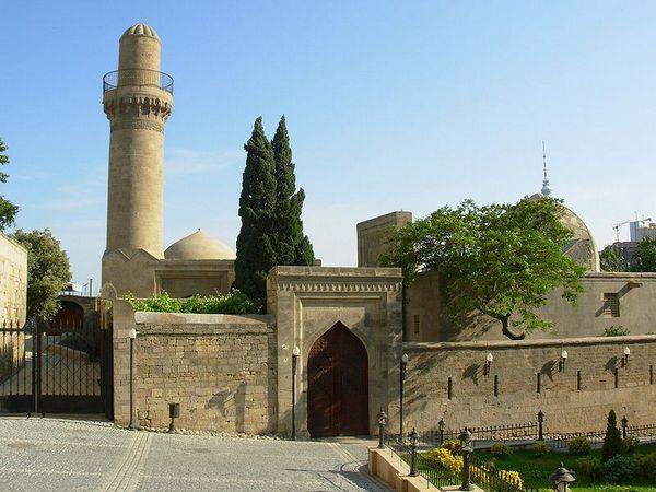 Дворцовый комплекс Ширваншахов в центре Баку. Фото: Emin_Bashirov/commons.wikimedia.org